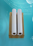 High-gloss waterproof color ink-jet printing paper